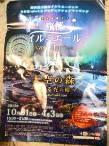 るり渓温泉イルミネーション